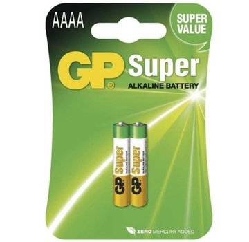 GP Super Alkaline AAAA - blister 2