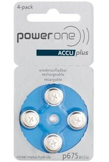 POWER ONE P675 ACCUPLUS Ni-MH