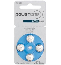 POWER ONE P675 ACCUPLUS Ni-MH