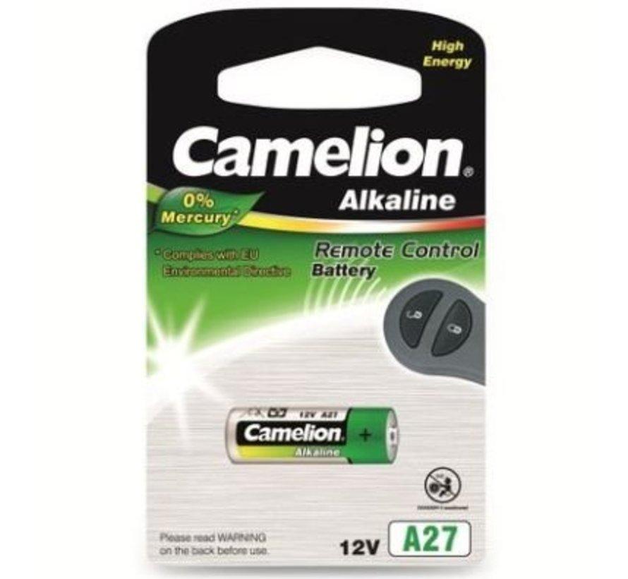 Camelion Plus Alkaline A27 -  blister 1