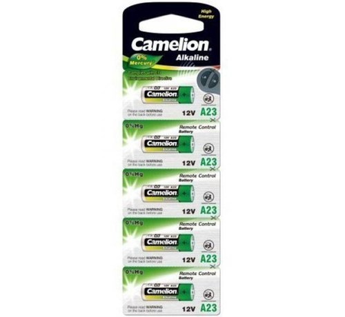 Camelion alkaline A23 - blister 5