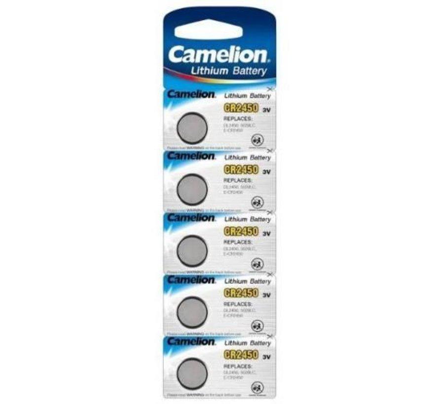 Camelion CR2450 - blister 5