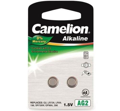 Camelion Alkaline AG2 - blister 2