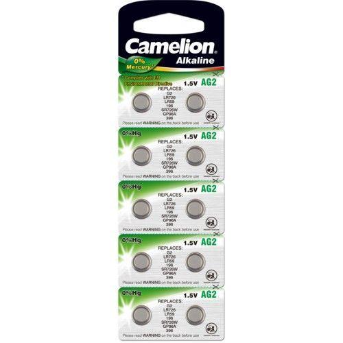 Camelion Alkaline AG2 - blister 10