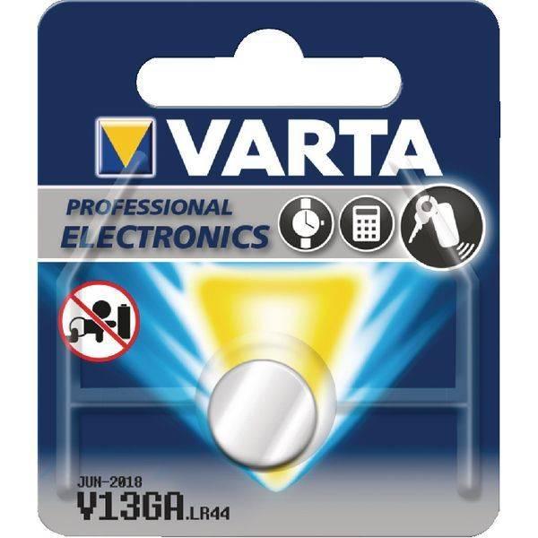 Varta Alkaline V13GA - blister 1