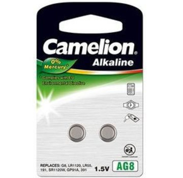Camelion Alkaline AG8 - blister 2