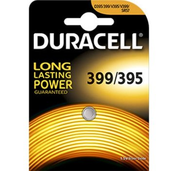 Duracell Silver Oxide D395 blister 1