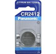 Panasonic Lithium CR2412 3V - blister 1