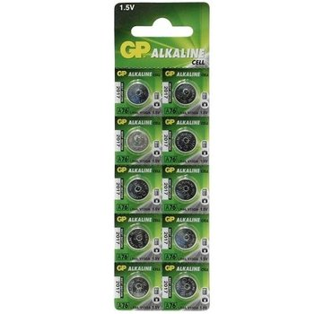 GP Alkaline 76A/V13GA blister 10