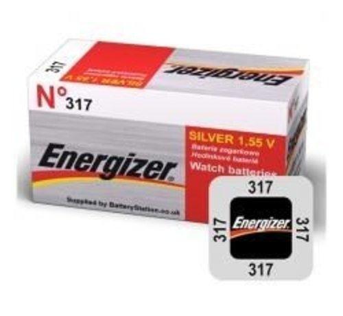 Energizer Silver Oxide 317 bllister 1