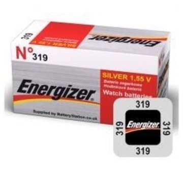 Energizer Silver Oxide 319 blister 1