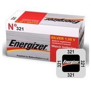Energizer Silver Oxide 321 blister 1