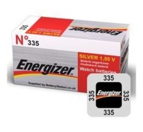 Energizer Silver Oxide 335 blister 1