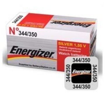 Energizer Silver Oxide 344 blister 1