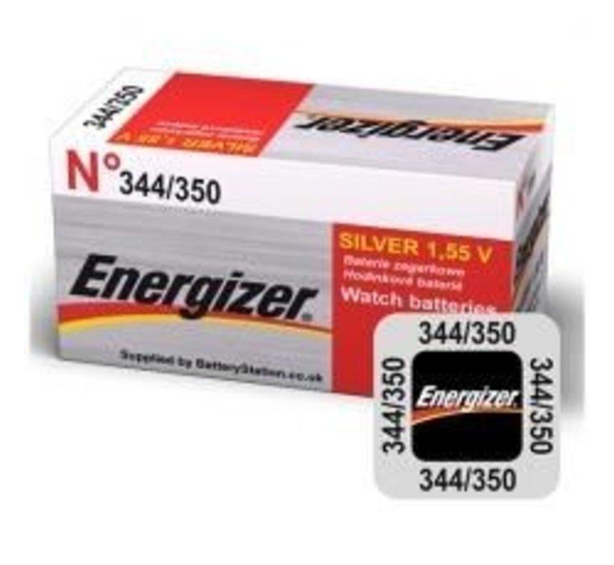 Energizer Silver Oxide 344 blister 1