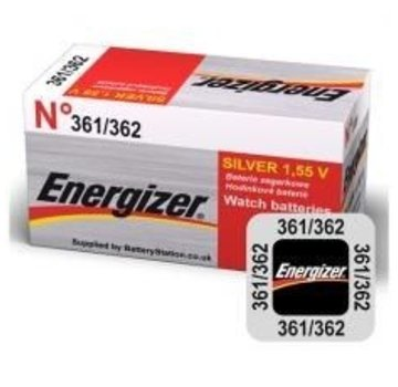 Energizer Silver Oxide 361/362 blister 1