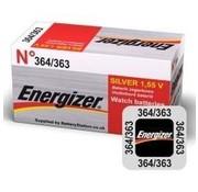 Energizer Silver Oxide 363/364 blister 1