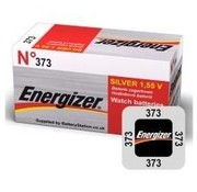 Energizer Silver Oxide 373 blister 1