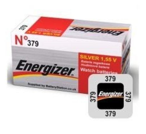 Energizer Silver Oxide 379 blister 1