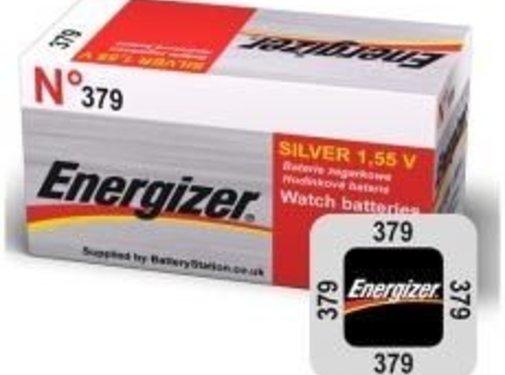 Energizer Silver Oxide 379 blister 1