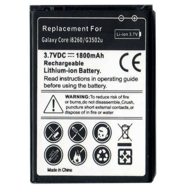 Batterij Samsung Galaxy Core I8260