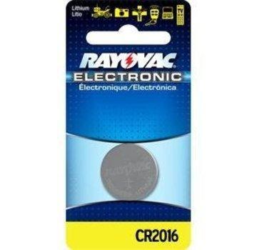 Rayovac CR2016