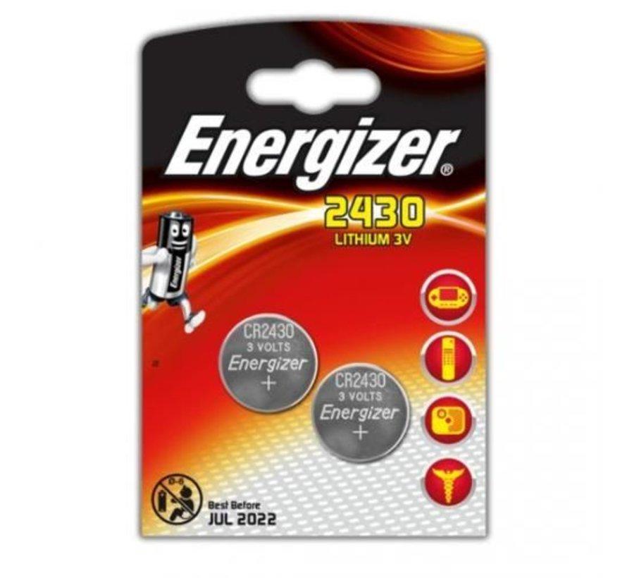 Energizer CR2430 Blister 2
