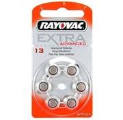 Rayovac Extra Advanced 13 Hoortoestel batterij