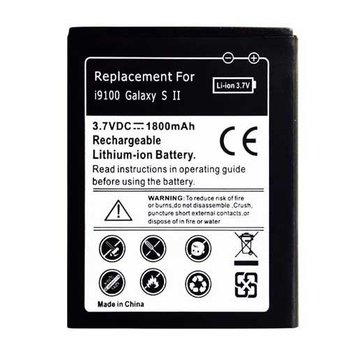 Batterij Samsung i9100 Galaxy S2 - Replacement