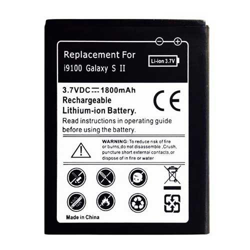 Batterij Samsung 19100 Galaxy S2 - Replacement