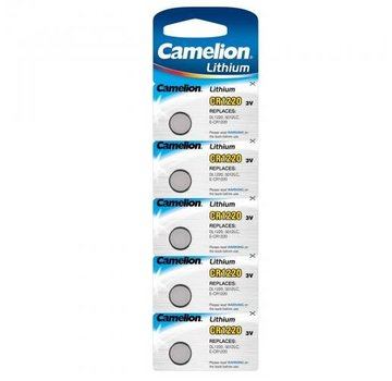 Camelion CR1220 blister 5