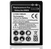 Batterij Samsung Galaxy Gio - S5660