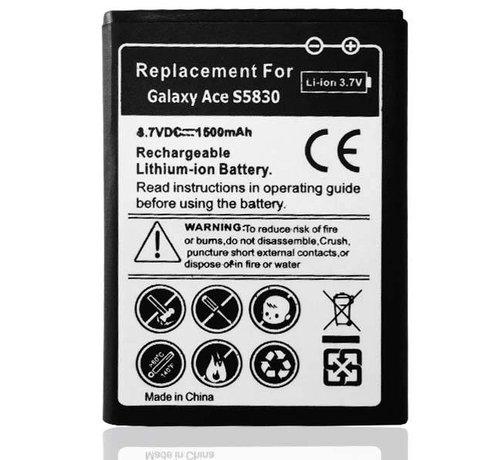 Batterij Samsung S5660 Galaxy Gio - S5660
