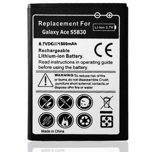 Batterij Samsung S5830 Galaxy Ace