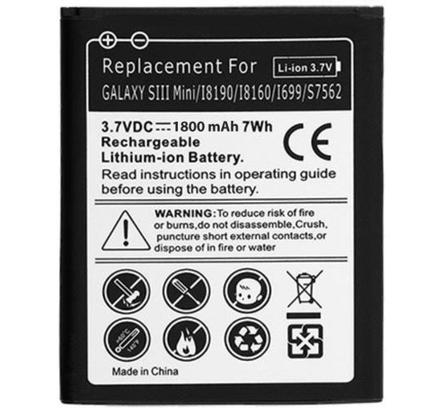 Batterij Samsung Galaxy S3 Mini i8190 NFC