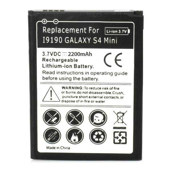 Batterij Samsung Galaxy S4 mini GT i9195