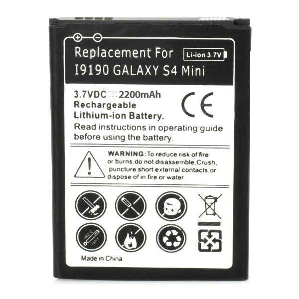 Batterij Samsung Galaxy S4 mini GT i9190