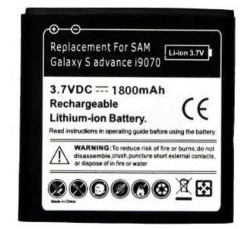 Batterij Samsung Galaxy S Advance i9070