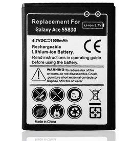 Batterij Samsung S7250 Wave M