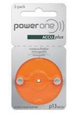 POWER ONE P13 ACCUPLUS Ni-MH