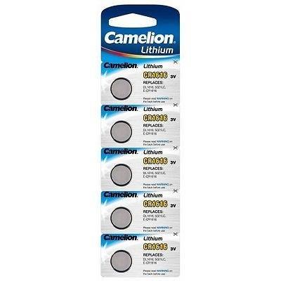 Camelion CR1616 blister 5