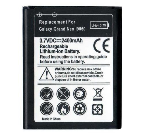 Batterij Samsung Galaxy Grand i9080