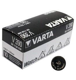 Varta Silver Oxide 390