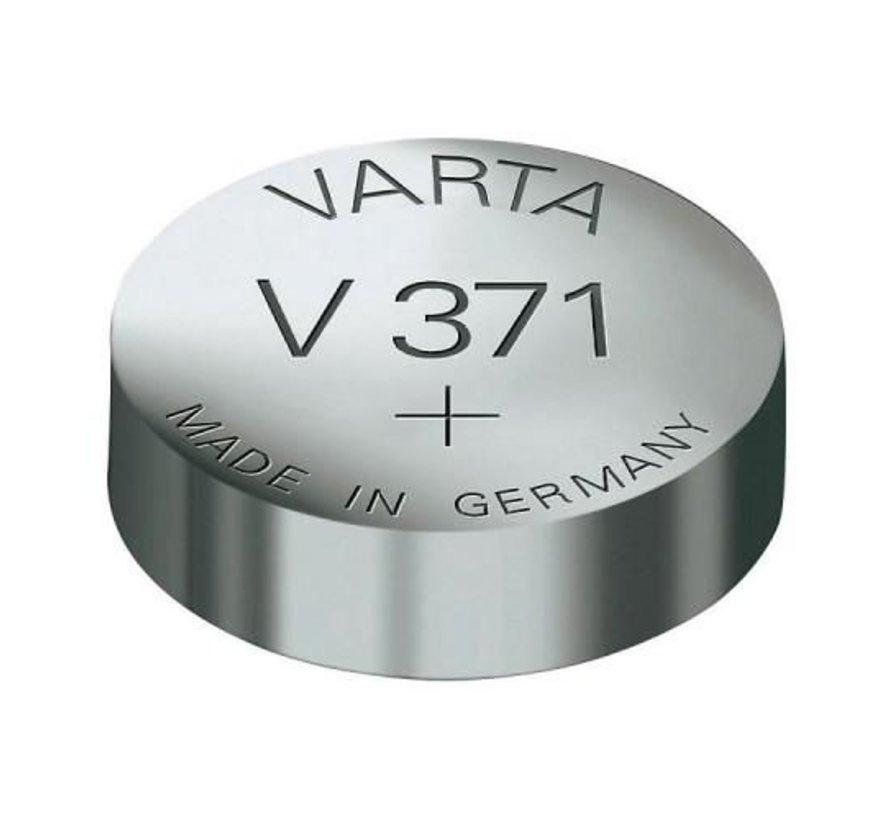 Varta Silver Oxide 371