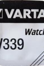 Varta Silver Oxide 339