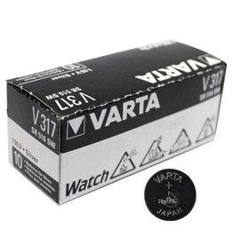 Varta Silver Oxide 317