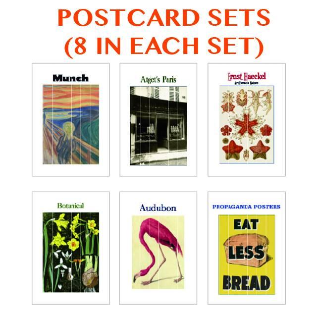 Postcard Packs