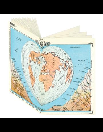 World Map Journal CB14