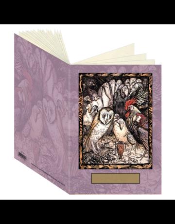 Owl, Arthur Rackham Journal CB104