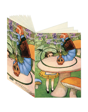 Alice in Wonderland, Maria L. Kirk Journal CB119